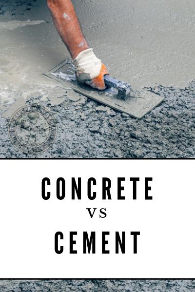 concrete=