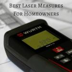 top digital laser tape measure