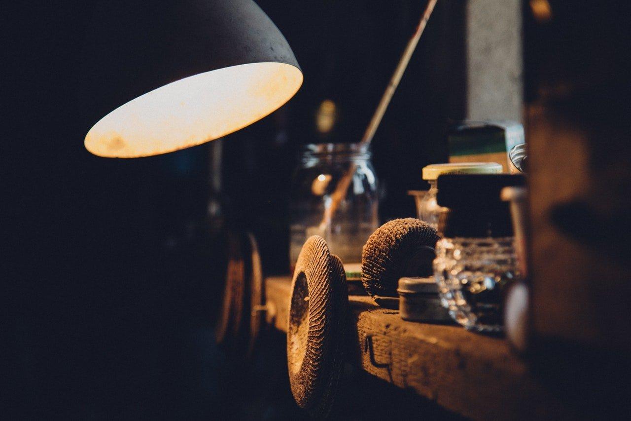 best led shop and garage light