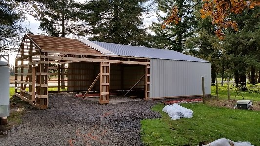 Total COST to Build A Pole Barn (Cost Estimator + FREE Quote)