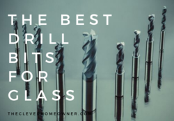the best drill bits for glass
