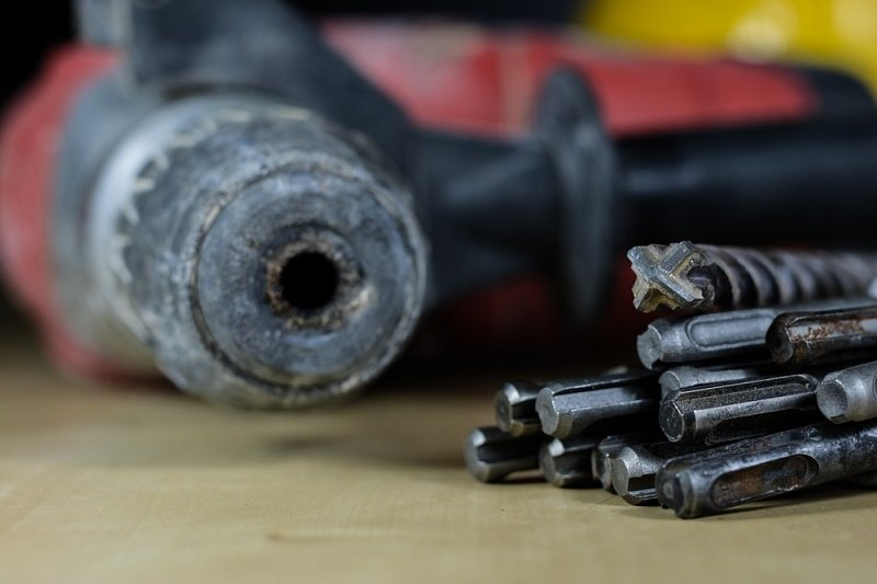 sds drill bits and drill