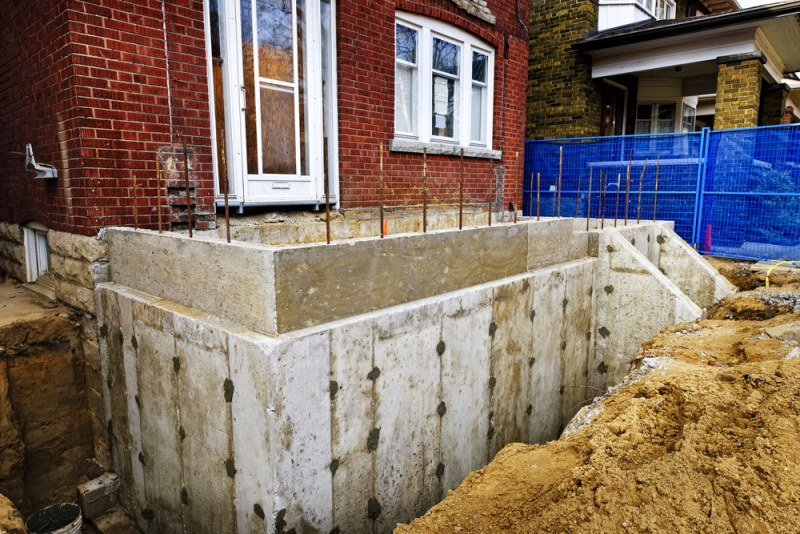 drilling through concrete foundation considerations