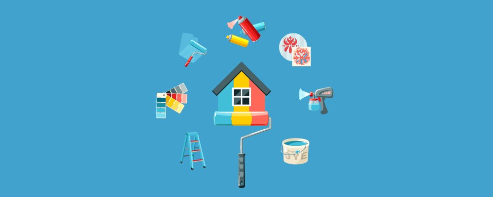 5.A Complete Guide To Painting Your House