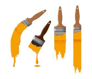6.Paintbrushes