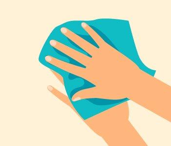 8.Drop cloths