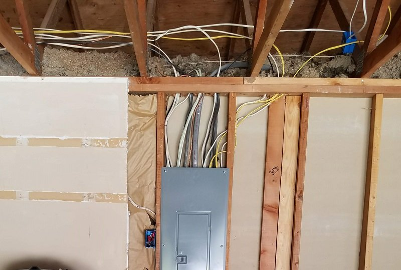 loose insulation for attic space