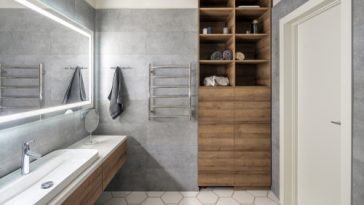 can you use peel and stick tile on bathroom wall