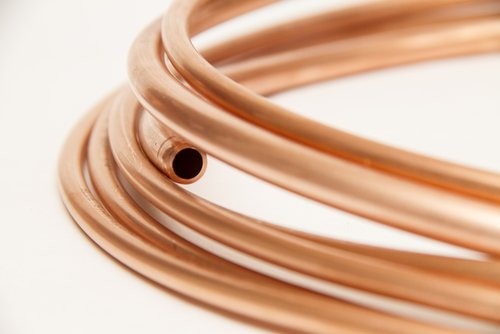can you use copper tubing for gas