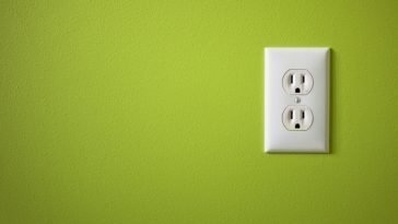 turning light switch into outlet