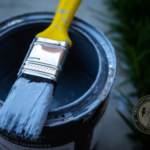 can you use latex paint after it freezes
