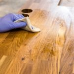 best finish for wood countertops