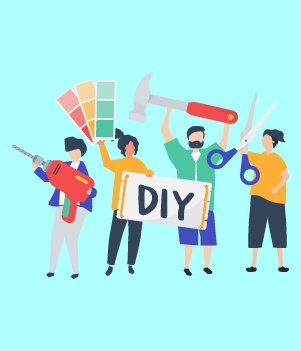 14.DIY The Home Remodeling Yourself