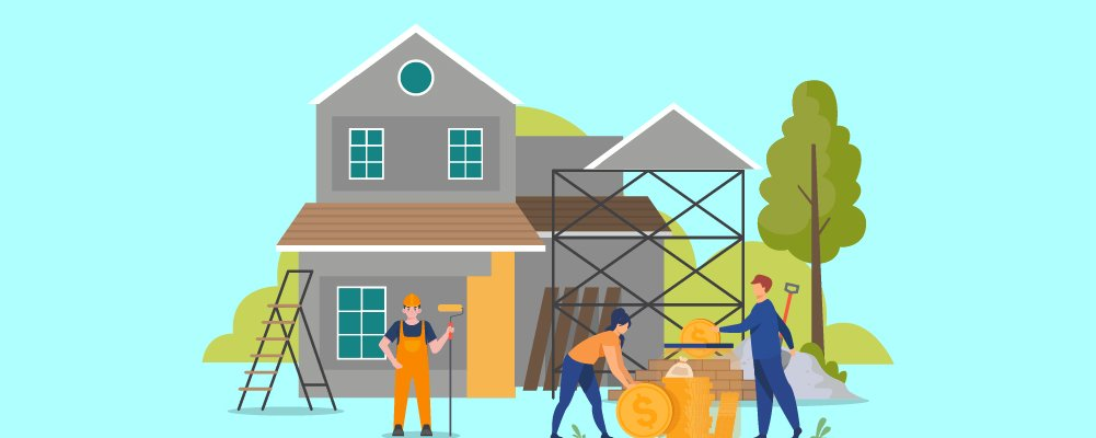 4.Ways To Save Money On Your Home Remodel