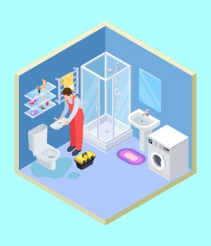 8.Freshen-Up The Bathroom