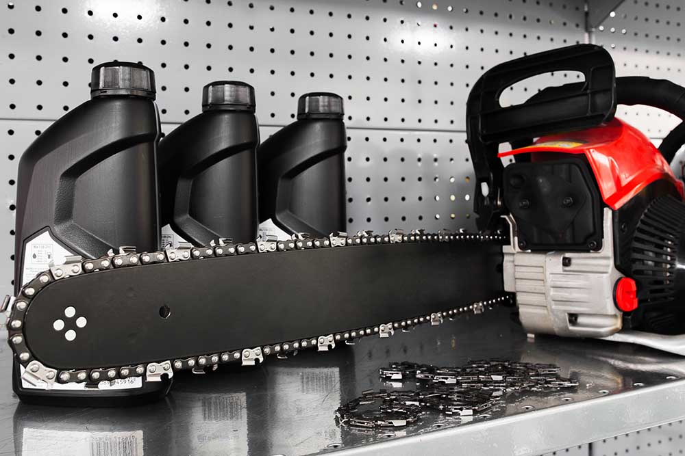 best bar and chain oil for chainsaw