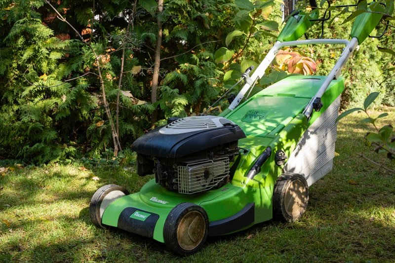 Is It Safe to Store a Lawnmower In the Crawl Space?