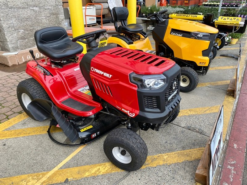 when lawn mowers go on sale lowes
