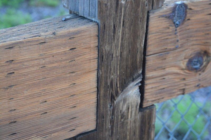does pressure treated wood shrink