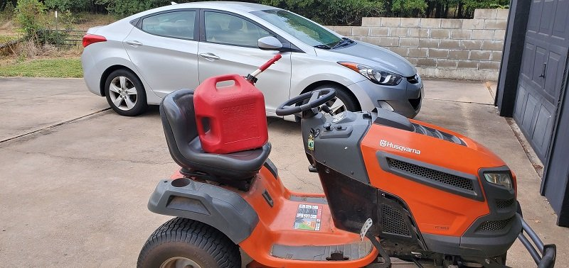 Do Lawn Mowers Use The Same Gas as Cars